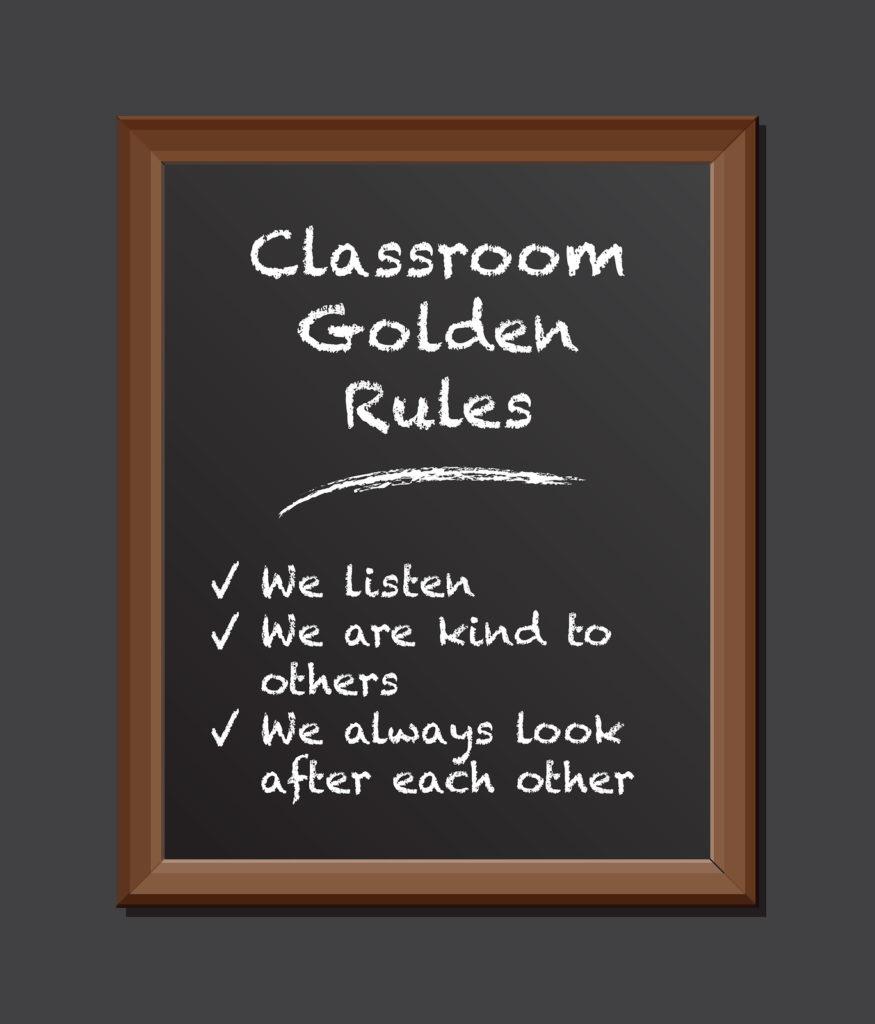 Rules Procedures: Managing Classroom Procedures